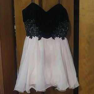 Blondie Homecoming dress!